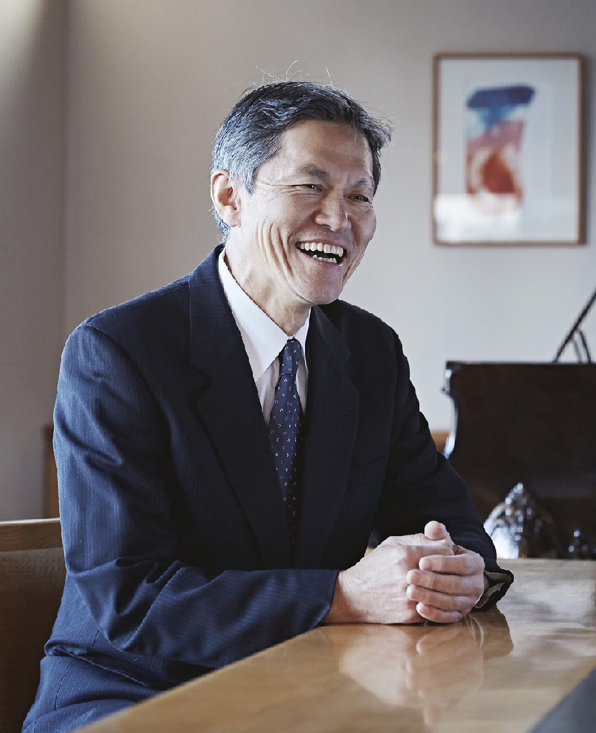 代表取締役 宮城俊木の写真